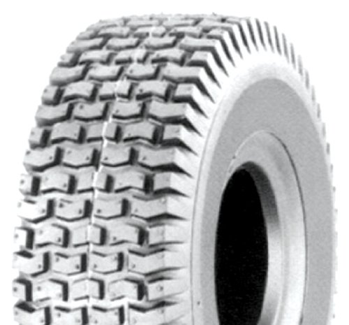 Tread 2 Ply Tubeless Tire - Oregon 58-063 11X400-5 Turf Tread Tubeless Tire 2-Ply