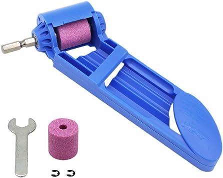 Sharpening Drill Bit Sharpener Portable Corundum Grinding Wheel Grinder