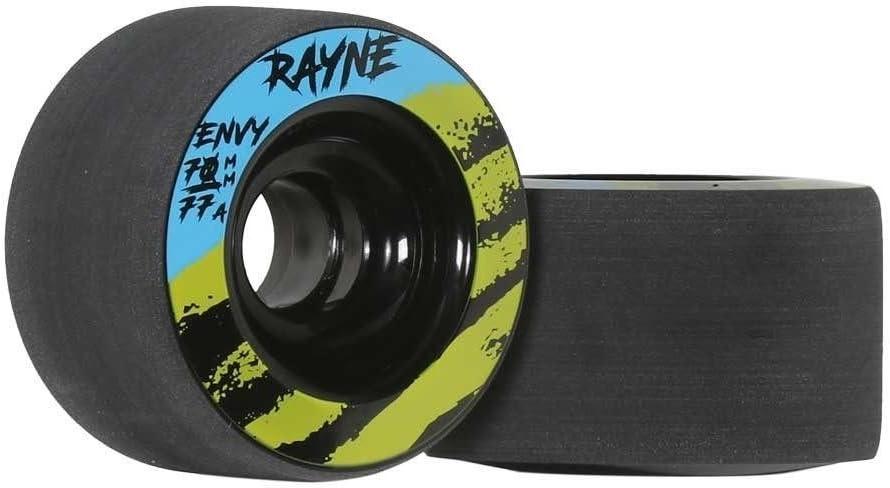 80A Urethane Longboard Wheel Set Rayne Envy 70mm 77A