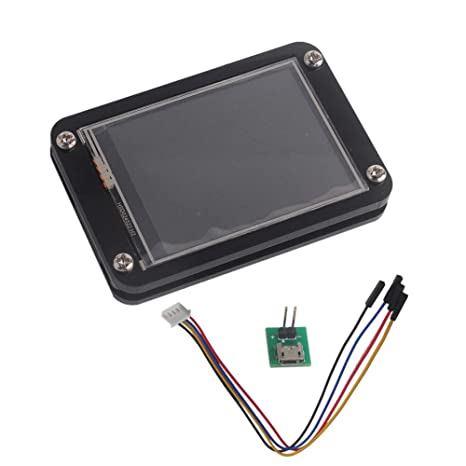 Amazon com: Nextion 2 8 inch Enhanced HMI Touch Display LCD Module