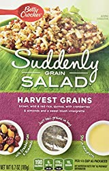 Betty Crocker, Suddenly Grain Salad, Harvest Grains, 6.7oz Box (Pack Of 4) By Suddenly Salad