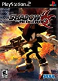 arch rivals video game - Shadow The Hedgehog - PlayStation 2