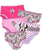 Disney Bragas Paquete de 5 Minnie Mouse
