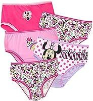 Disney Girls' Minnie Mouse Underwear Pack