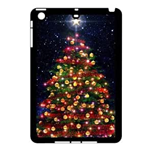 Christmas tree DIY Cover Case with Hard Shell Protection for Ipad Mini Case lxa#889117