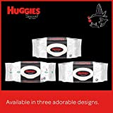 Huggies Special Delivery Hypoallergenic Baby Wipes, Unscented, 6 Flip-Top Packs