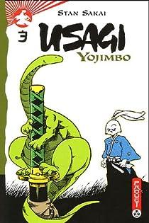 Usagi Yojimbo, tome 3 par Sakai