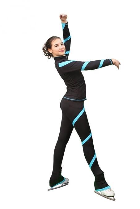 44a691bb356af Amazon.com : ChloeNoel J36 Spiral Skate Jacket Chloe Noel : Sports &  Outdoors