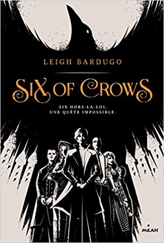 Six of Crows (2016) - Bardugo Leigh