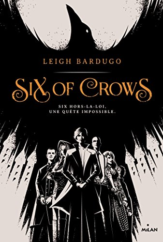 """Afficher """"Six of Crows n° 1 Six of crows"""""""