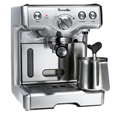 Breville 800ESXL 15-Bar Triple-Priming Die-Cast Espresso Machine from Breville