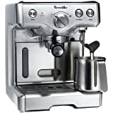 "Breville BRE800ESXL ""Duo-Temp""  Commercial 15-Bar Triple Priming Die Cast Espresso Machine"