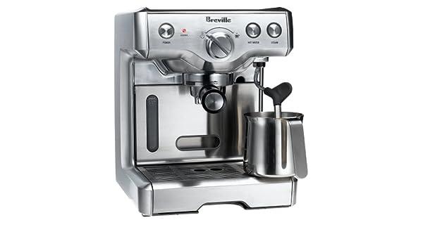 Breville 800esxl 15-Bar triple-priming Espresso máquina de ...