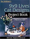 9x9 lives cat designs patterns for stained glass boxes