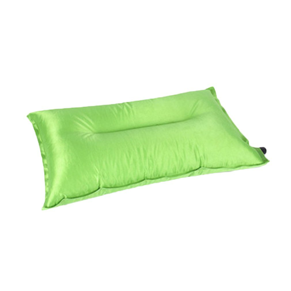 Nicedeal Automatic Inflatable Air Cushion Pillow Portable Outdoor Travel Camping Bad and bath Bad and bath