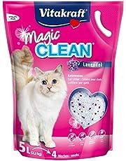 Vitakraft 30874Magic Clean Lavande, 5l, KA
