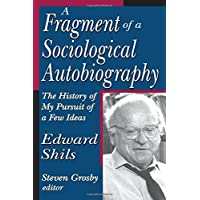 A Fragment of a Sociological Autobiography
