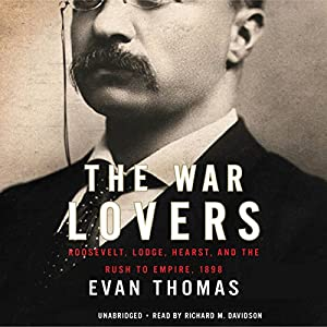 The War Lovers Audiobook