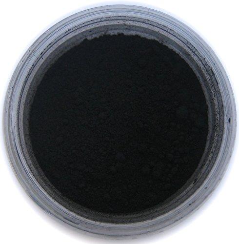 Dust Pedal - Black Petal Dust, 4 gram container
