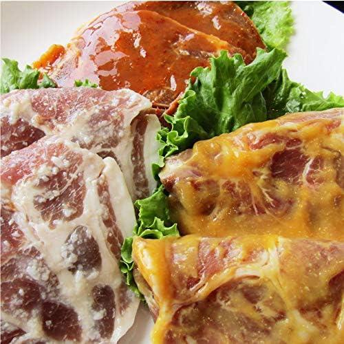 選べる 3種の味 トンテキ 6枚セット《*冷凍便》 (西京漬)
