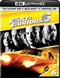 Fast & Furious 6 (4K Ultra HD + Blu-ray + Digital HD)