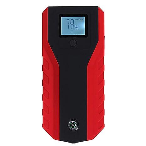 AWAKMER Batería Portátil De Arranque para Automóvil Y Compresor De Aire Paquete De Aumento De Batería