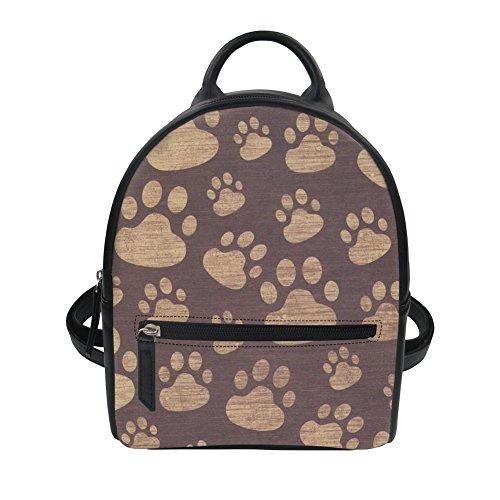 Advocator - Bolso mochila para mujer, Color-18 (Azul) - Advocator packable backpack Color-6