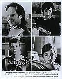 Historic Images - 1990 Vintage Press Photo Arliss Howard Kathy Bates Chris O Donnell Charlie Korsmo