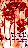 Miss Seeton, tome 4 : Miss Seeton fait des vocalises par Carvic