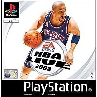 NBA Live 2003 (PSone)