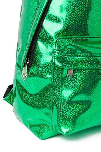 Púrpura Glitter Fade Apple Blackberry Hombre Hype Backpack AqF77p