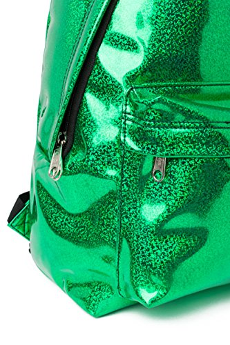 Hype Hombre Blackberry Fade Backpack, Púrpura APPLE GLITTER