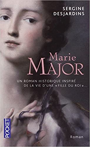 Marie Major - Sergine Desjardins
