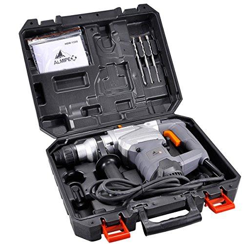 Almipex SDS Plus Marteau perforateur /à percussion 1200 W