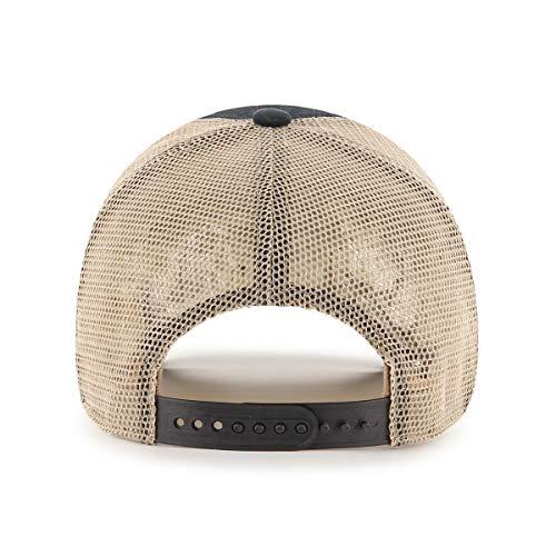 wholesale dealer 8aeb0 ba285 ... where can i buy ots nhl philadelphia flyers male woodford challenger adjustable  hat black one size
