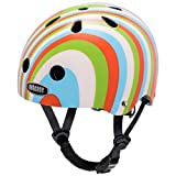 Nutcase - Baby Nutty Street Bike Helmet, Fits Your Head, Suits Your Soul - Nutty Swirl