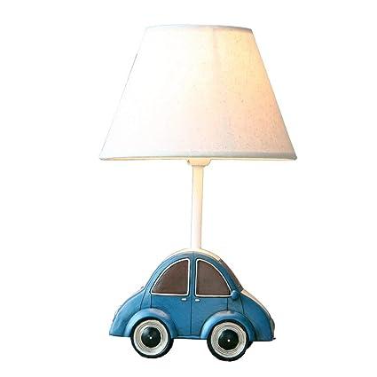 Lámpara de mesa para niños, regulable, dormitorio, lámpara ...
