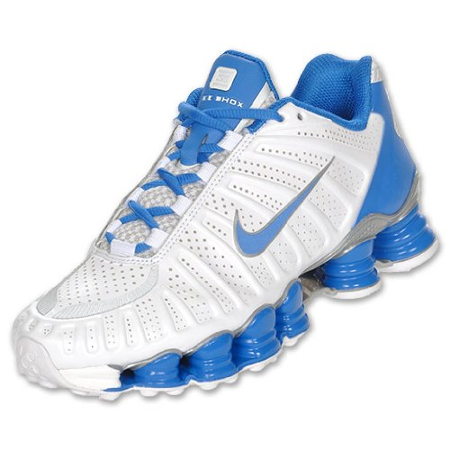new arrival fa993 e2034 Amazon.com | NIKE Shox TLX Women's Running Shoes, White ...