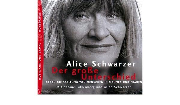 Sabine Falkenberg der große unterschied 3 cds gegen die spaltung menschen in