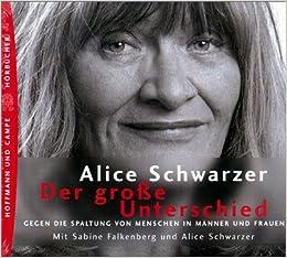 Sabine Falkenberg der große unterschied amazon de schwarzer sabine falkenberg
