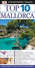 DK Eyewitness Travel Guides: the most maps, photography, and illustrations of any guide. DK Eyewitness Travel Guide: Top 10 Mallorca is your pocket guide to this beautiful Spanish island. Create an unforgettable trip to Mallorca with our guid...