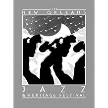 MUSIC CONCERT ADVERT JAZZ HERITAGE FESTIVAL 1980 NEW ORLEANS USA 30x40 cms ART POSTER PRINT PICTURE CC6478