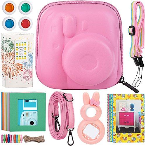 Fuji Pink Waterproof Camera - 6