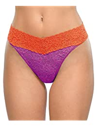Colorplay Signature Lace Original Rise Thong