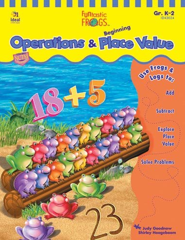 Funtastic Frogs(tm) Operations and Beginning Place ()