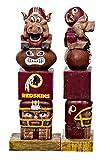 Evergreen Tiki Totem Statue NFL Washington RedSkins Football Team