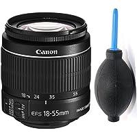 Canon 18-55mm IS STM Lens (WHITE BOX) + Deluxe Lens Blower Brush