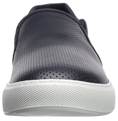 Sneaker Exchange Men Armani on Perforated Navy Slip A X Hq7RU0