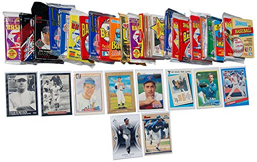 100 Years of Hall of Famers Baseball by Bay City Cards
