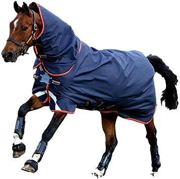 Horseware Amigo Bravo 12 XL Turnout Lite 0g Outdo Regendecke Übergangsdecke